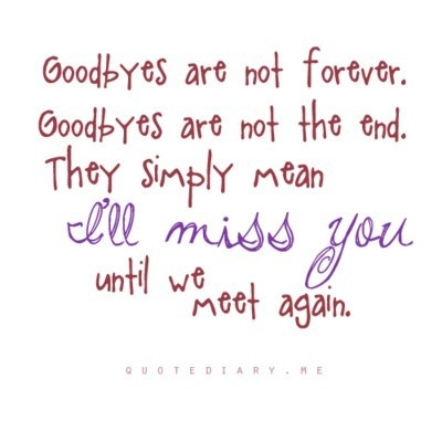 miss you till we meet again quotes
