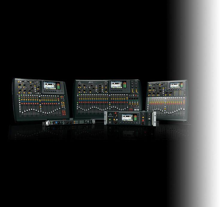 X32   Digital Mixers   Mixers   Behringer   Categories   MUSIC Group