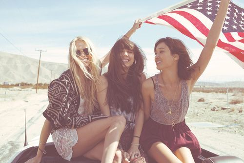 Brandy Melvile, Flags, Friends, Summer Roads Trips, 4Th Of July, Deserts, American Beautiful, Style Fashion, American Girls