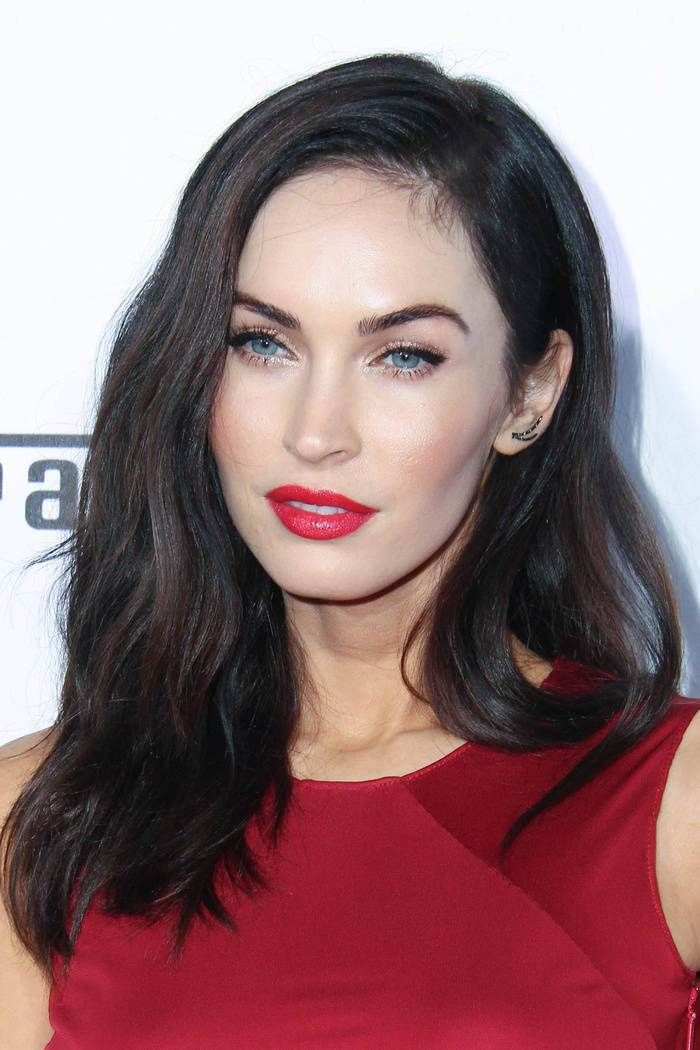 megan fox hair styles best 25 thick coarse hair ideas on 4082 | 5e6bebefee147b95b26514b8e6804269 megan fox hairstyles medium hairstyles