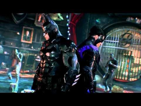 Be Vengence, be the night. BE THE BATMAN!
