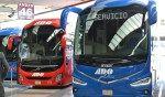 Se trata de 85 autobuses Mercedes-Benz con carrocería Irizar i8 para ADO Platino y el resto son autobuses Volvo 9800 para el servicio habitual de ADO, que atenderán a 6 millones de pasajeros al año…