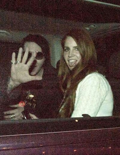 Marylin Manson & Lana Del Rey