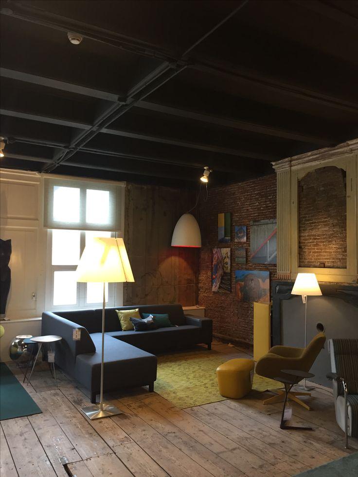 Gelderland bank 6511 by Jan des Bouvrie @vanduivenboden #gelderlandmeubelen #dutchdesign #interieur