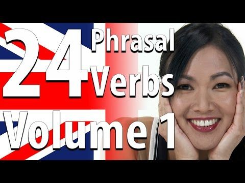 English Phrasal Verb 24 Collection Vol 1
