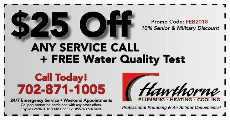 Need Your Plumbing Or Heating Repaired Call Hawthorne Plumbing