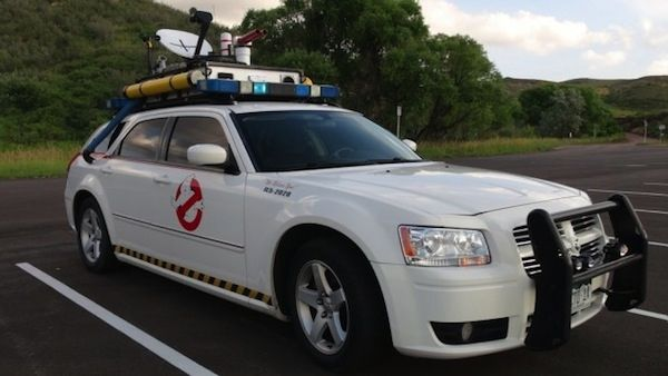 Dodge Magnum Ecto-1 Ghostbusters Car: What Ya Gonna Drive?