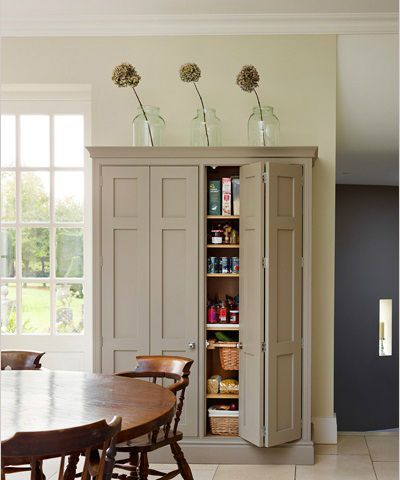fabulous pantry!                                                                                                                                                                                 More