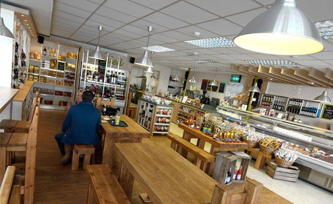 retail design food - Google Search