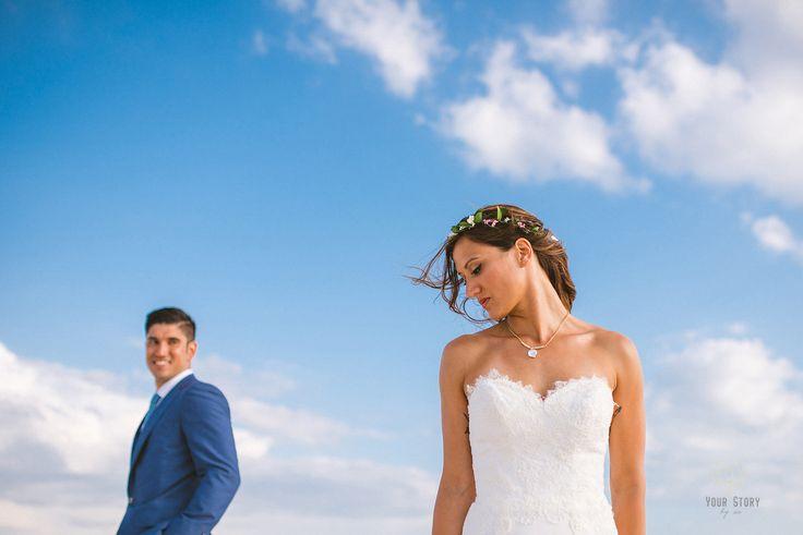 Lisa & Brendan's Postcard Inn Wedding