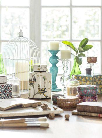 Estilo Garden en el dormitorio #5 | LookBook Homy