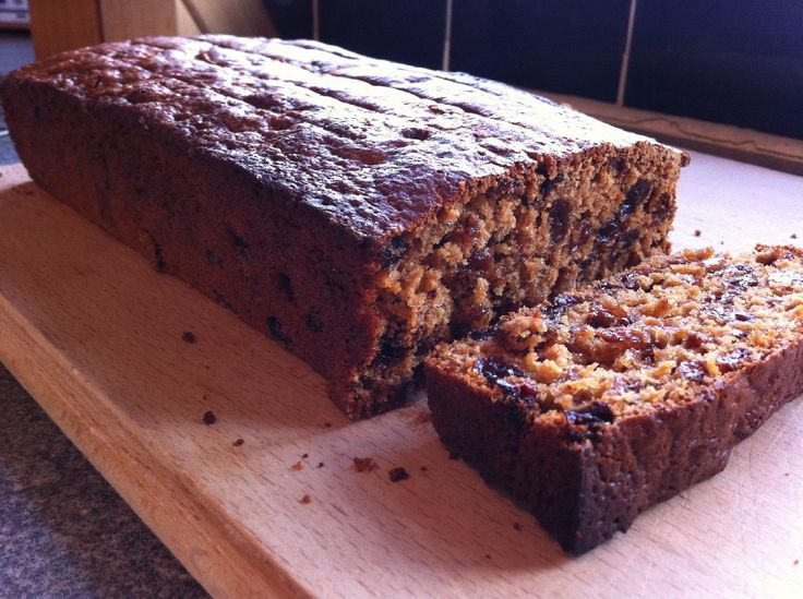 A traitional Welsh family 'Bara Brith' recipe.  Delicious smothered in butter with a nice hot cup of tea.