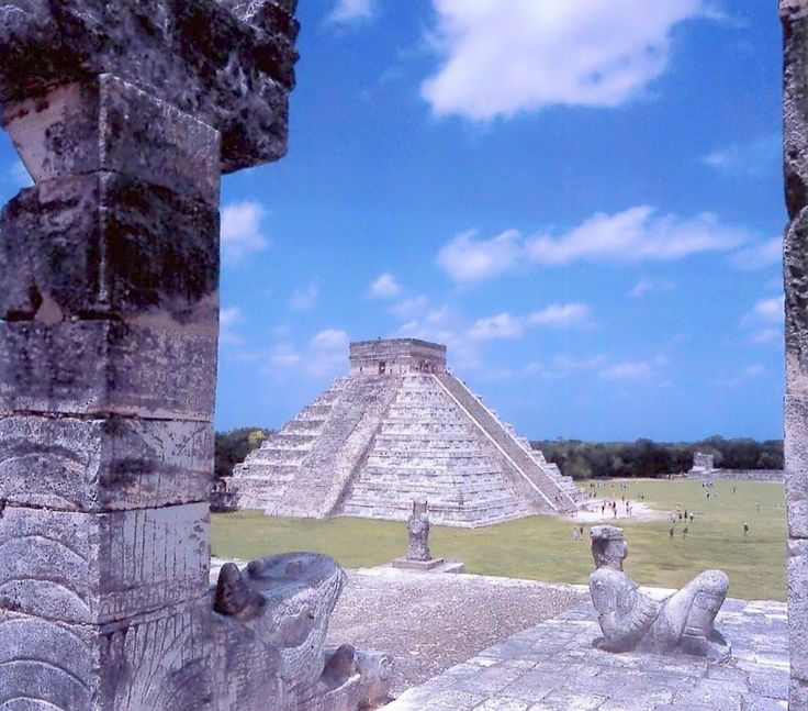 Best Chichen Itza Images On Pinterest Chichen Itza Mexico - 7 ancient ruins of central america