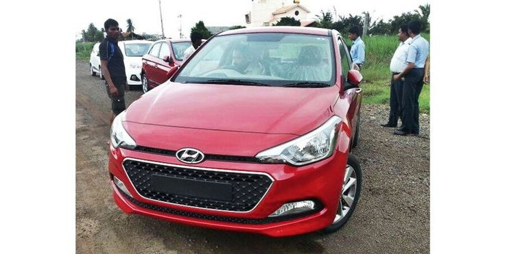 2015 Hyundai i20 revealed - http://www.caradvice.com.au/300866/2015-hyundai-i20-revealed/