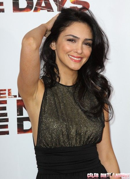 Nazanin Boniadi Nude Photos 23