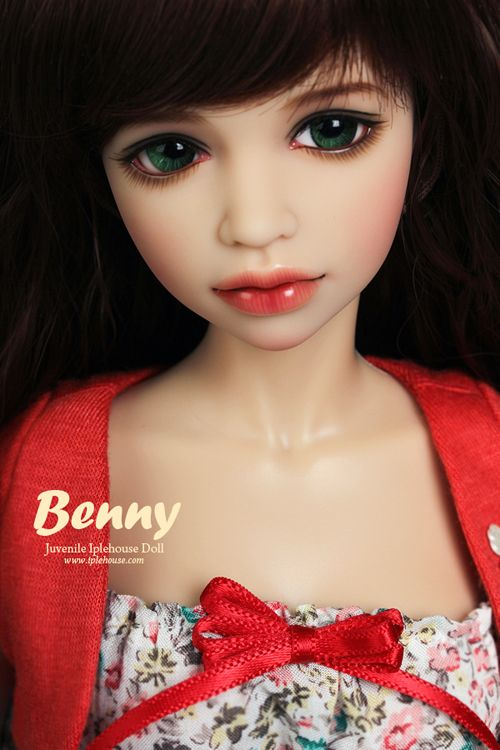 Iplehouse Benny #bjd.  $329.  45cm  Is it just me, or does she look remarkably like the actress playing Daenerys in Game of Thrones? #daenerys
