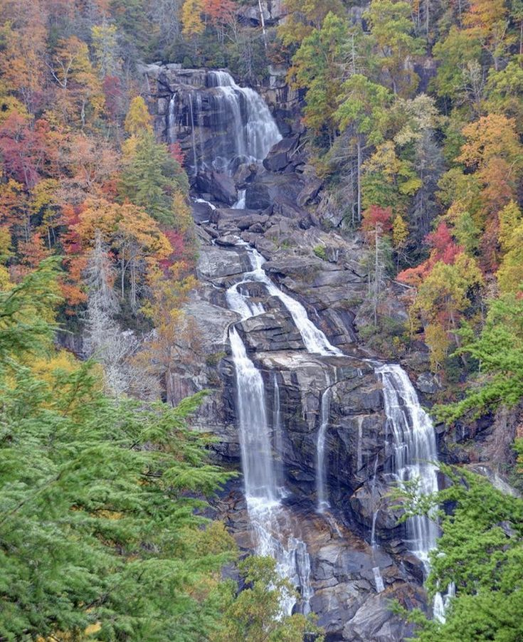 Whitewater Falls. Cashiers NC | Whitewater, Nc mountains