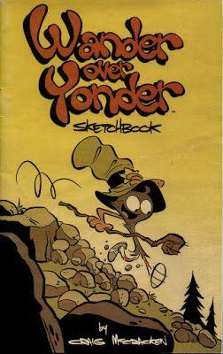 Cartoon Concept Design: Wander Over Yonder Concept Art