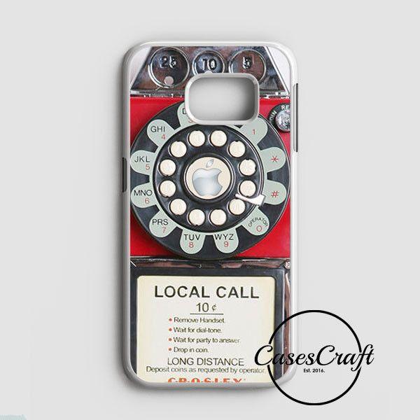 Telephone Area Code Samsung Galaxy S7 Edge Case | casescraft