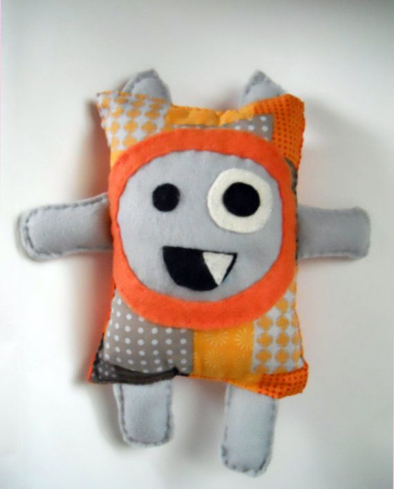 Hey, I found this really awesome Etsy listing at https://www.etsy.com/listing/88832120/the-little-orange-monster-stuffie-toy