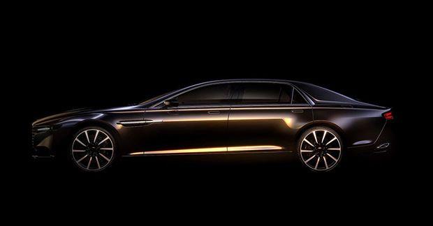 Aston Martin planea revivir el espíritu del Lagonda con una edición limitada a Medio Oriente