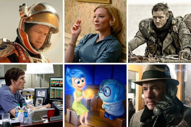 The Best Movies of 2015 according to the film critics of The New York Times