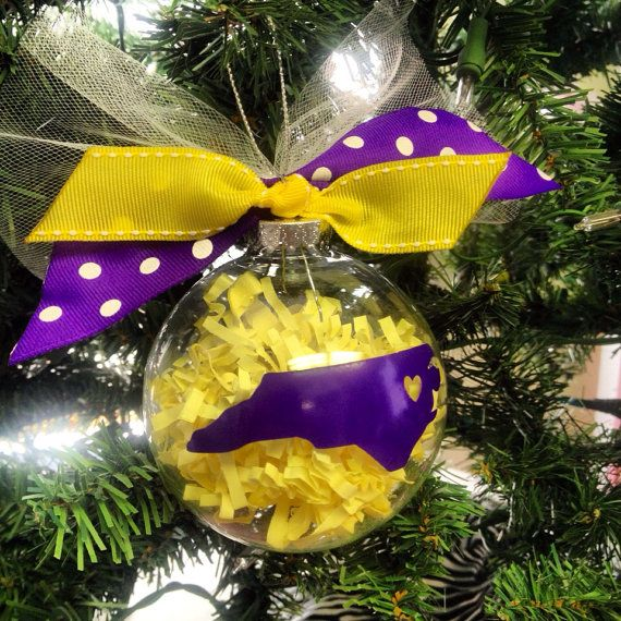 Greenville ECU Pirates Christmas Ornament by RoKaByeDesigns, $7.00
