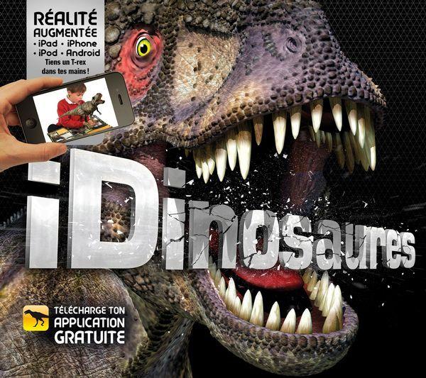 IDinosaures fait revivre des espèces préhistoriques depuis longtemps disparues, comme Tyrannosaurus rex ou Velociraptor. Grâce à la réalité augmentée, tu verras ta famille et tes amis à l'écran aux côtés des dinosaures, et tu pourras immortaliser ces instants avec des photos qui époustoufleront tout le monde!Grâce aux expériences de réalité augmentée tu pourras : Libérer un redoutable Tyranosaurus rex Accompagner une meute de Velociraptor à la chasse Faire voler un Pteranodon dans les…