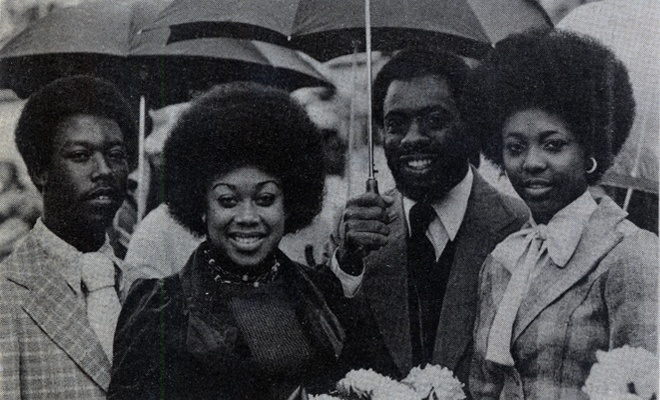 young black couples (afro)