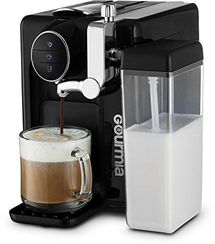 nespresso latte machine review