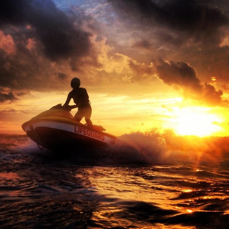 KNRM Lifeguard in actie op Terschelling