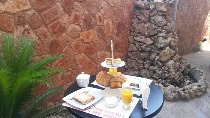 The best breakfast in order to start your day with the best way!!  Only at Pension Dafni/Πανσιόν Δάφνη  Enjoy! ;)
