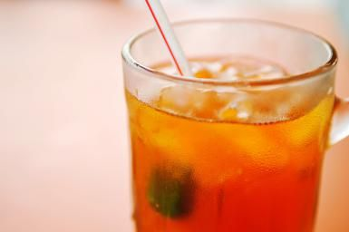 Start Your Iced Tea With a Naturally Sweet Oolong