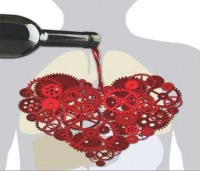 El vino, uno de los mejores remedios para los problemas del corazón. http://jacoboshemaria.blogspot.mx/2015/04/un-latido-tinto-al-corazon.html