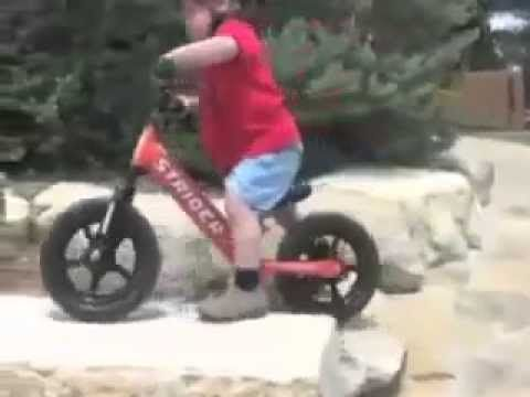 Strider ST 2 & ST 3 No Pedal Balance Bike at Motorcycle Superstore Reviews