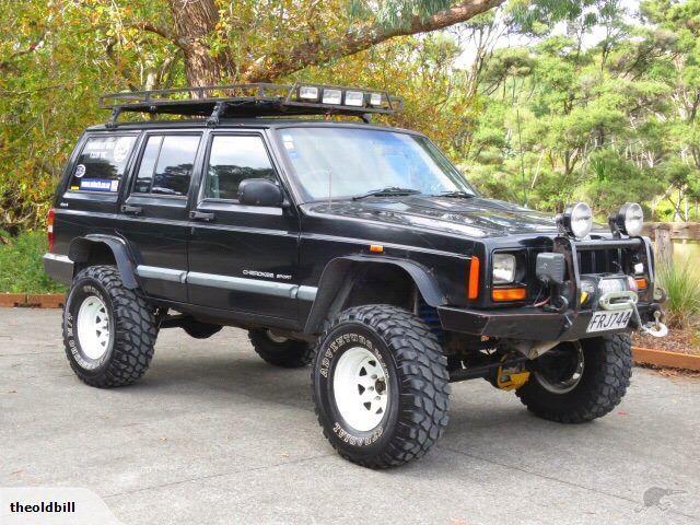 Jeep Cherokee 2000 Trade Me Http Www Getdodge