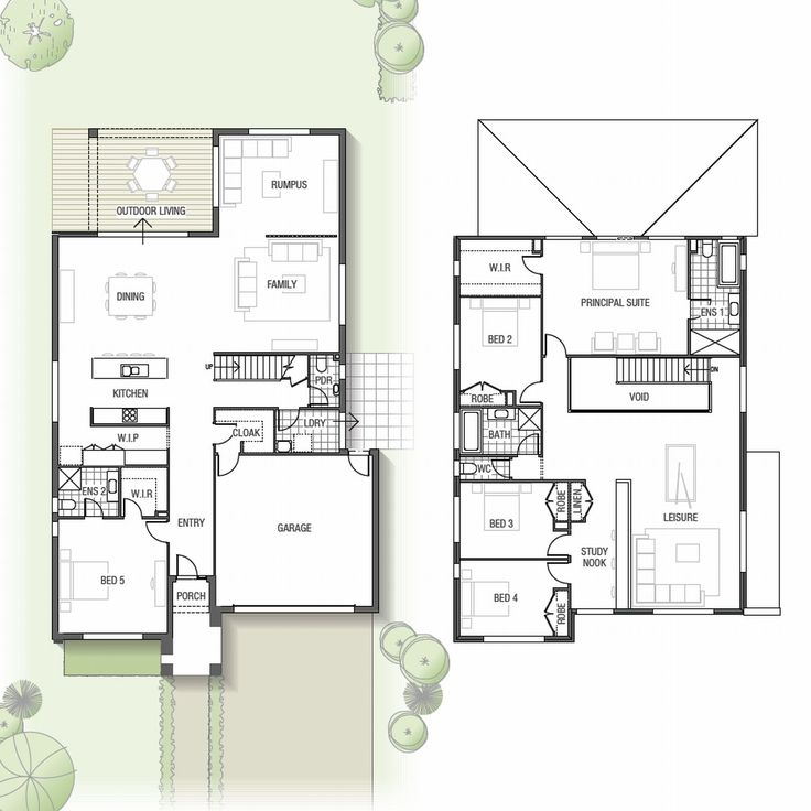 Exceptional Do You Like Open Floor Plans Part - 13: Love This Floor Plan. Though Iu0027d Incorporate Bed Two Into The Master To  Create A Larger Walk-in And A Sitting Area.