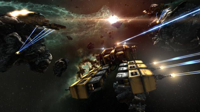 $1,500 Lost In EVE Online Ship Attack http://www.ubergizmo.com/2015/01/1500-lost-in-eve-online-ship-attack/