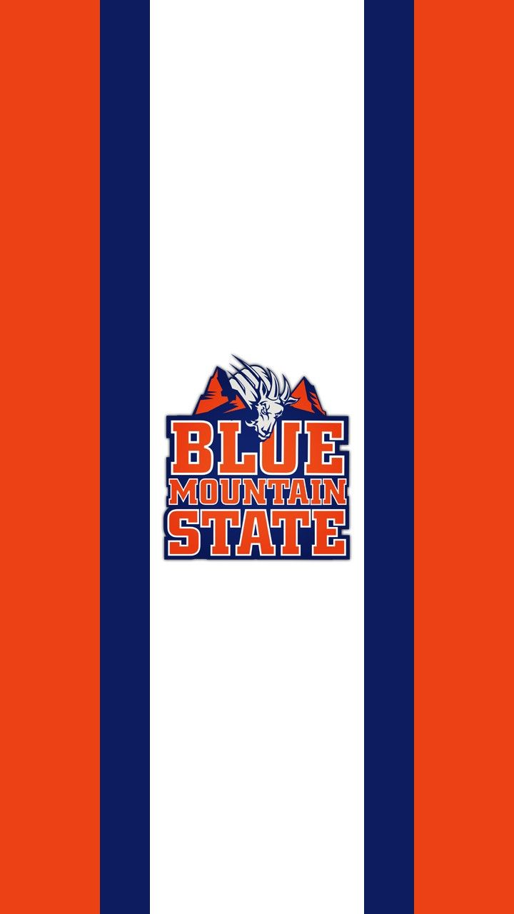 Blue Mountain State Helmet Logo Wallpaper Blue Mountain State Lettering Logos