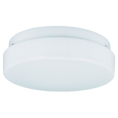 White Energy Star LED Flush Mount Ceiling Light