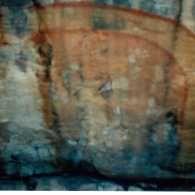 Rainbow Serpent, only creator spirit still on earth, Ubirr Rock