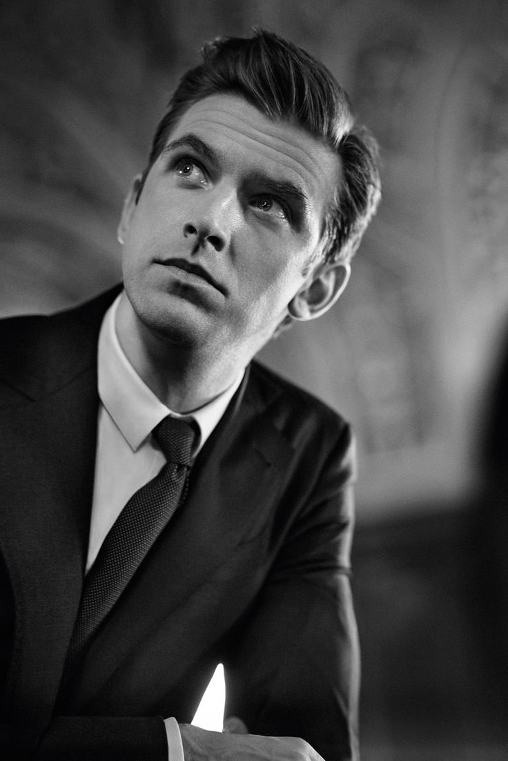 Dan Stevens for Giorgio Armani, June 2015. Just gorgeous!