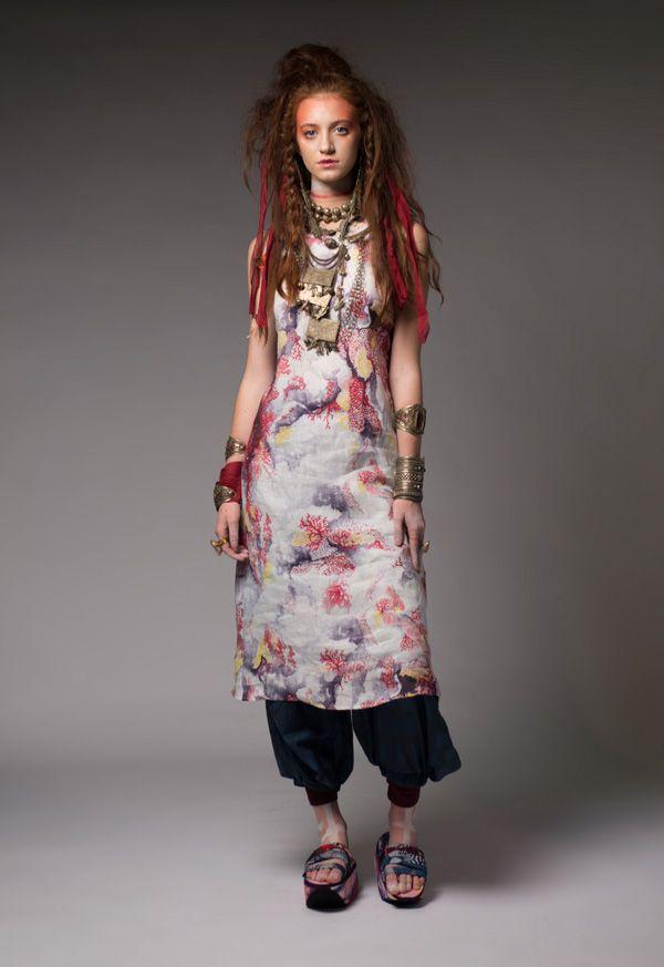 Kingscriff 3/4 Dress and Ongop Pants #dogstar #dogstarclothing #laika #fashion #brisbanedesigner #australia