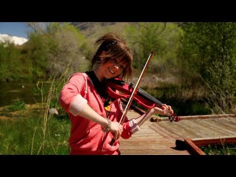 Lindsey Stirling. The taste of great music