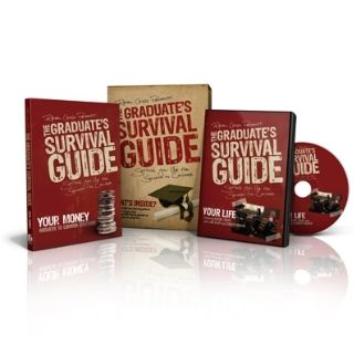 What if there was a gift that would prepare graduating seniors for their college experience? We have what you're looking for. The Graduate's Survival Guide is a book and DVD gift set in a stylish gift case.