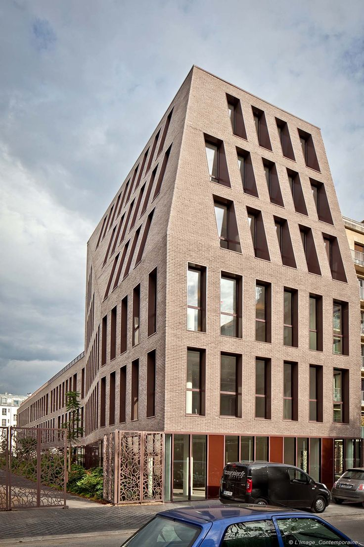 112 best images about brick design on pinterest studios for Hermes verteilzentrum chemnitz