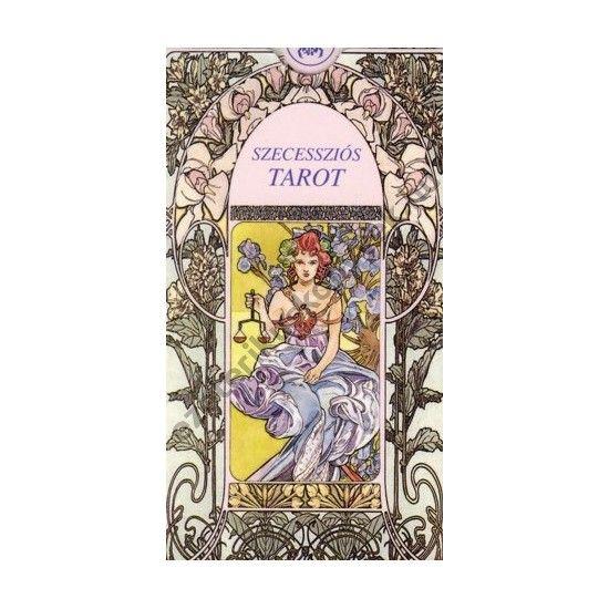 Antonella Castelli: Szecessziós tarot kártya