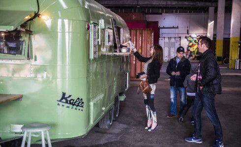 Copenhagen Street Food på Papirøen - Stemningsfyldt og et besøg værd bare for at få den bedste kaffe