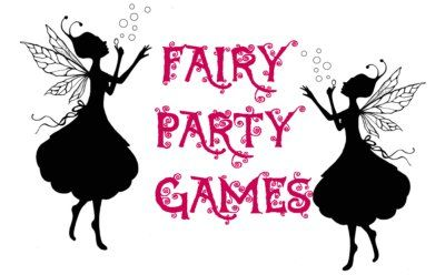 Fairy Party Games ~ Top 10 fairy games for your little fairies Birthday party.