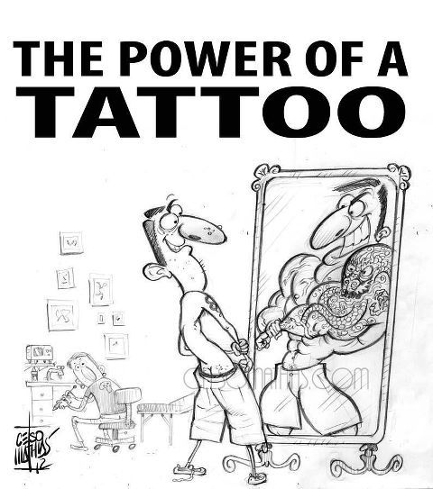 Tattoo Removal Quotes: Tattoo Jokes, Quotes & Sayings